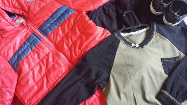 Checklist de Vestuário para Guarda-roupa de Menino