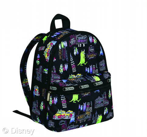 Monsters, Inc. for Le Sportsac Collection Mini Basic Backpack