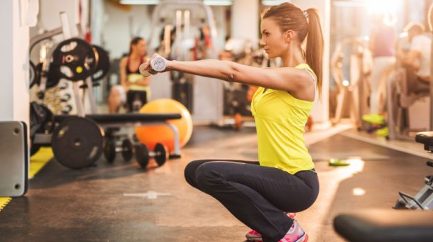 bi nam tinh hoa khi tap gym