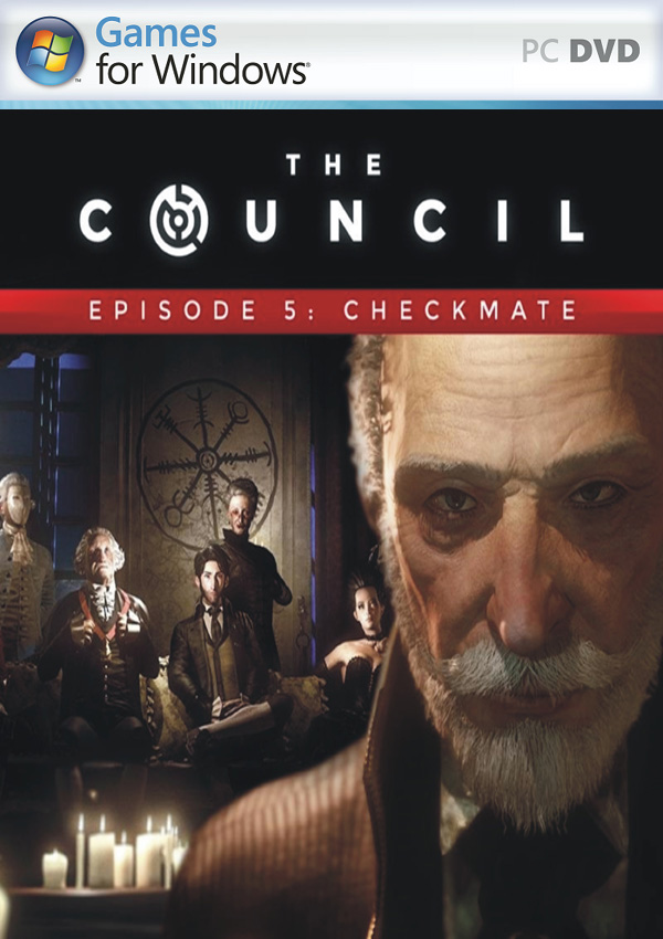 The Council Episode 5 PC Cover