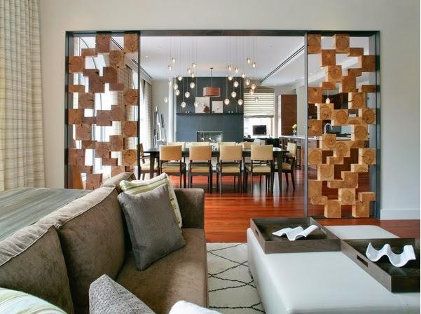 belles id es de s paration salon d coration salon d cor de salon. Black Bedroom Furniture Sets. Home Design Ideas