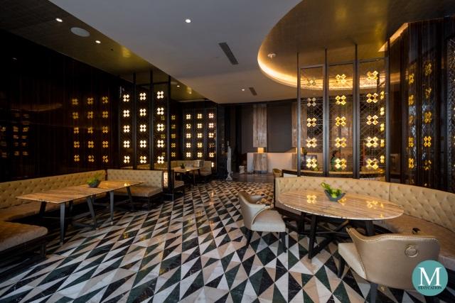 Hua Ting Shanghainese restaurant at Hilton Manila