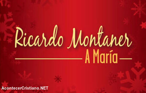 """Ricardo Montaner canta """"A María"""""""