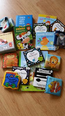 książki dla niemowląt