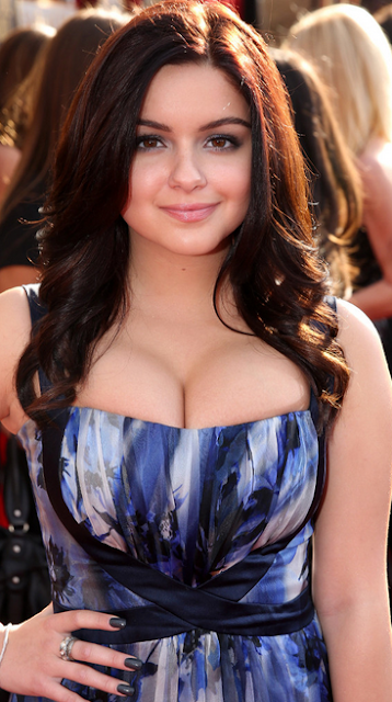 Beautytiptoday.com: Modern Family's Ariel Winter All Smiles At Disney Following Recent Breast ...