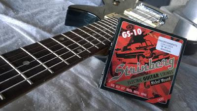 como trocar os trastes da guitarra