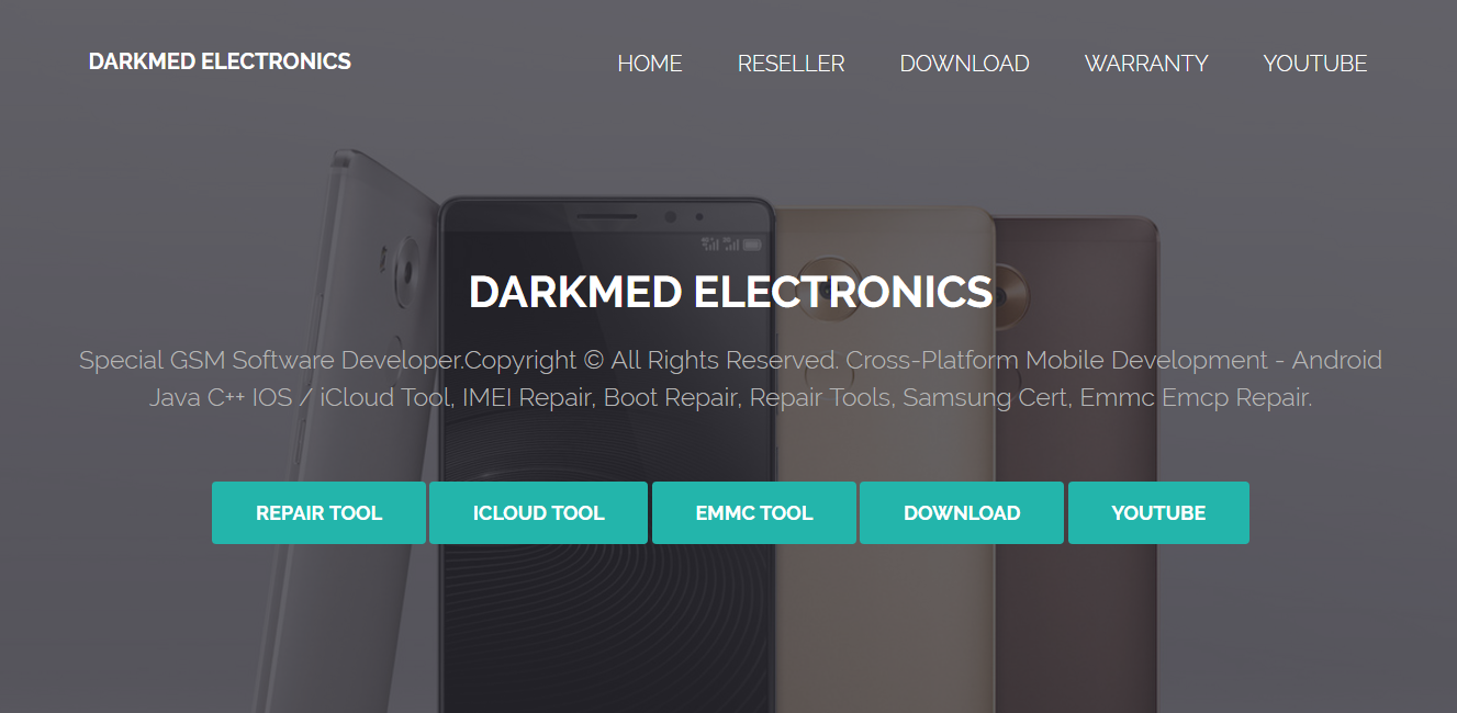 DARKMED Repair Tool V7 0 ~ DARKMED ELECTRONICS
