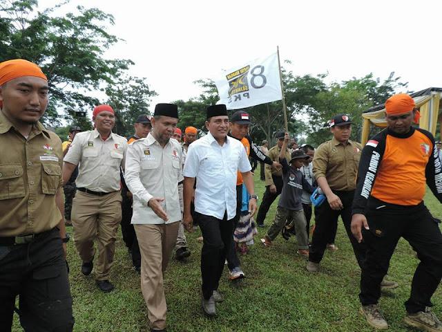 Perkuat Soliditas, Ribuan Kader PKS Kota Medan Hadiri Apel Siaga Nasional