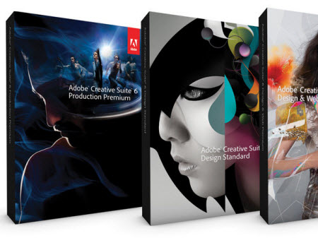 "The physical DVD versions of the Adobe suite of software from another time: it will now download and use the ""Creative Cloud"" versions, with a monthly subscription"