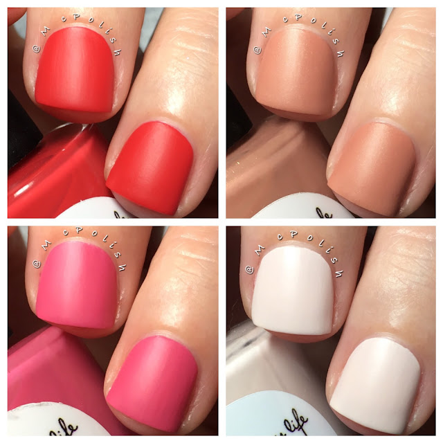 Polish My Life - Thank You For Being a Friend Collection - McPolish