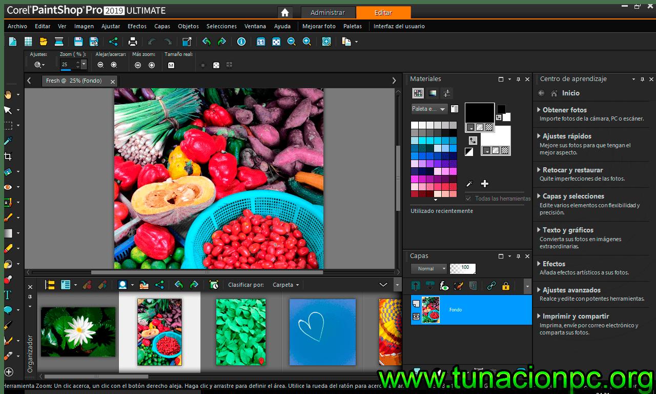 Corel PaintShop Pro gratis español