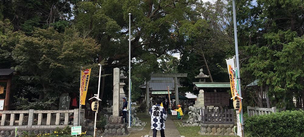 木原許禰神社