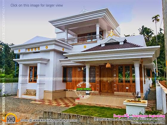 Furnished house in Kerala