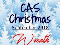 CAS Christmas September Reminder