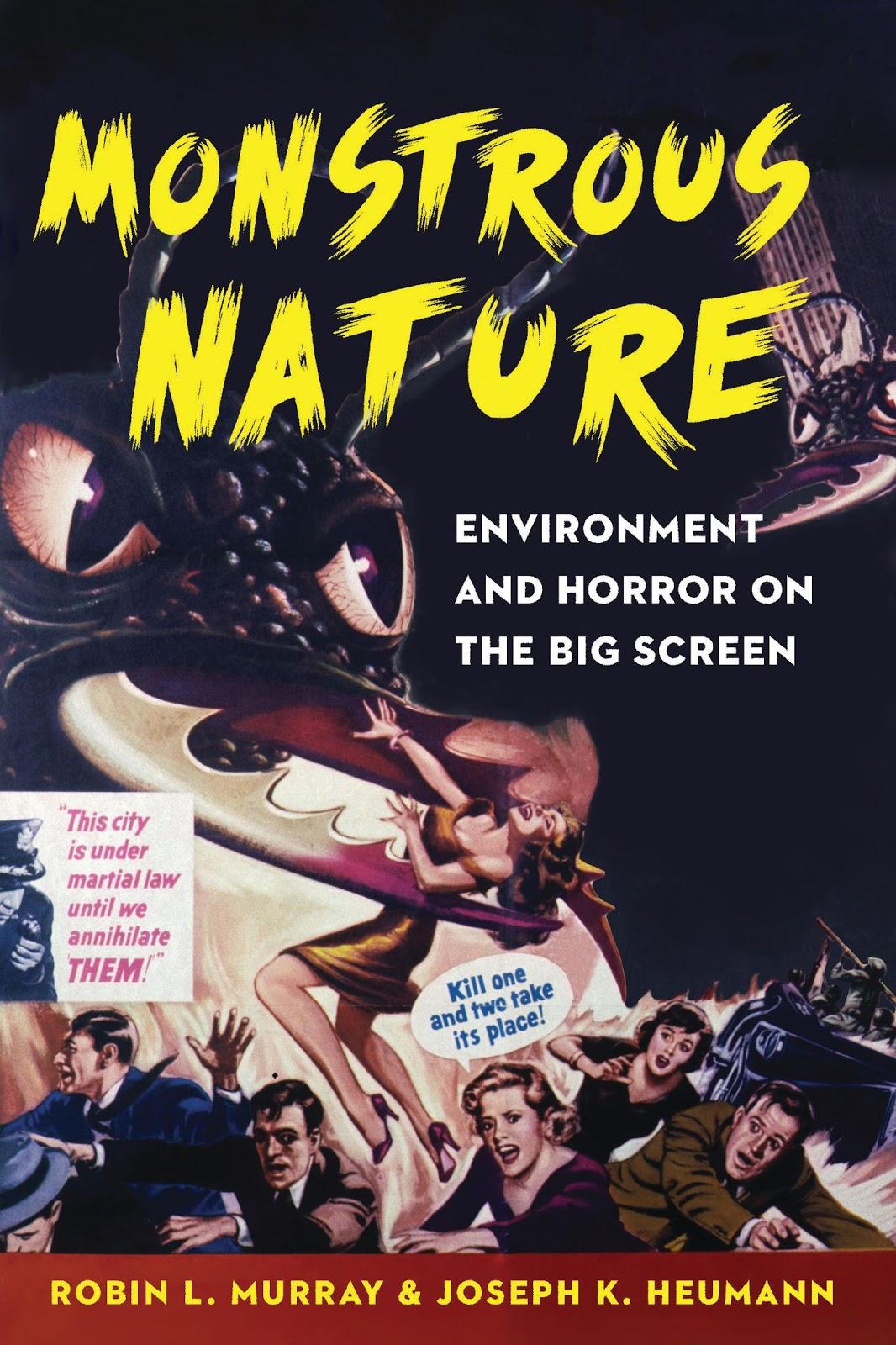 Ecocinema, Media, and the Environment: Future Fictional