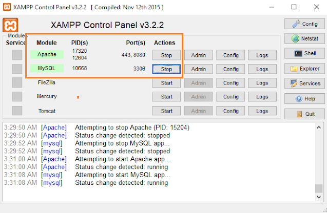 How To Install & Configure XAMPP On Windows 10 - Step By Step 13