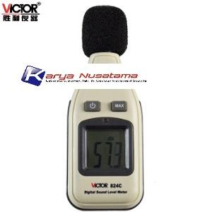 Jual VICTOR VC824 Sound Level Meter di Cirebon