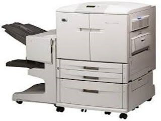 Picture HP Color LaserJet 9500hdn Printer