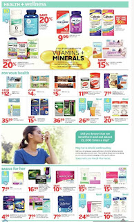 Rexall Weekly Flyer April 28 - May 4, 2018