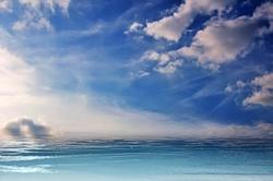 Ein 'Meeresblick'...