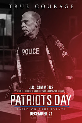 Patriots Day J.K. Simmons Poster