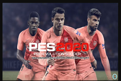 Download PES 2020 Jogress v4.1 PS4 Camera Update