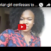 'I have slept with 2788 Men excluding Women' - Nigerian lady shocks Nigerians (Video)