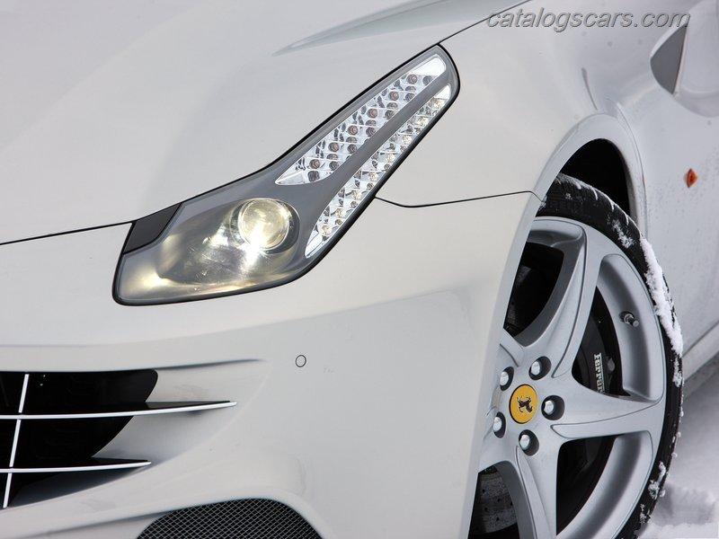 صور سيارة فيرارى FF سلفر 2013 - اجمل خلفيات صور عربية فيرارى FF سلفر 2013 - Ferrari FF Silver Photos Ferrari-FF-Silver-2012-17.jpg