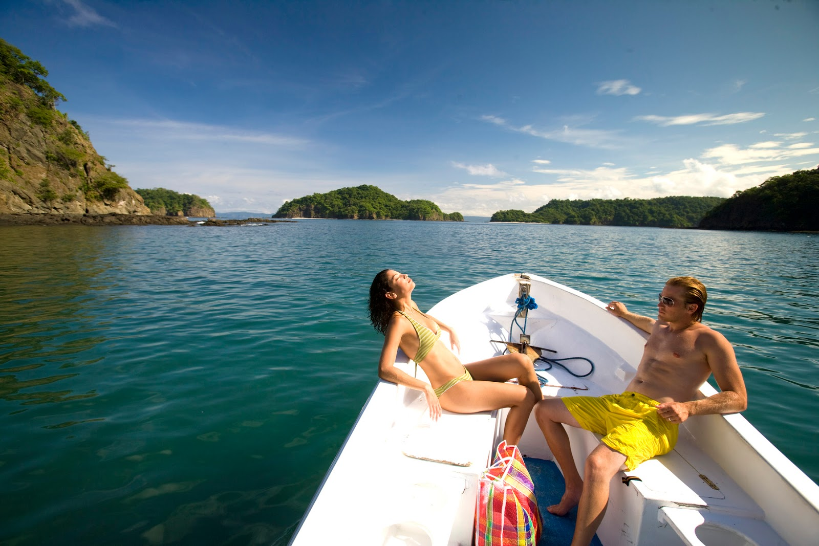 Stroll along beach in sunset Unwind of honeymoon destinations-in-Phu-Quoc amazingexplore