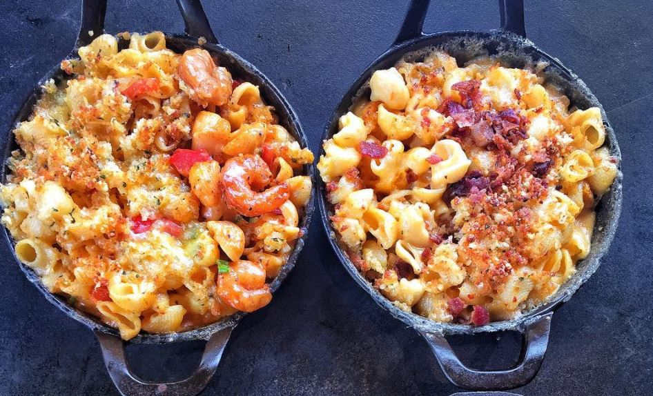 Ends Nov. 12 | Stacked Restaurants Offers Buy 1 Get 1 Free Mac n Cheese All Weekend!