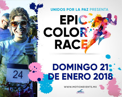 epic color race cancun 2018
