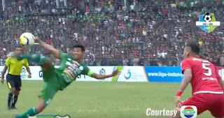 Video Gol PSMS Medan vs Persija Jakarta 3-1 Liga 1 2018