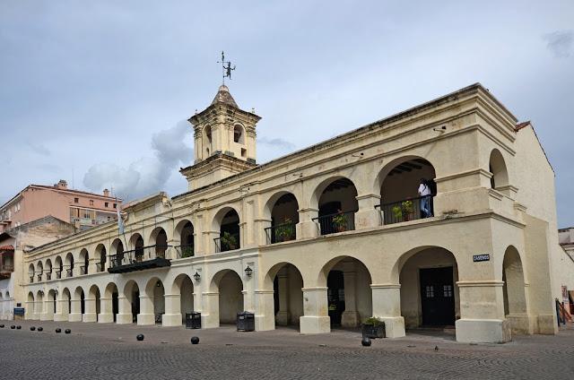Museo de Arqueologia Alta Montaña em Salta, na Argentina