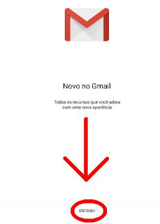 Como criar e-mail do GMAIL pelo telefone