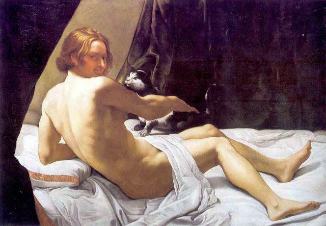 Giovanni Lanfranco, Il nude in arte, Artistic Nude
