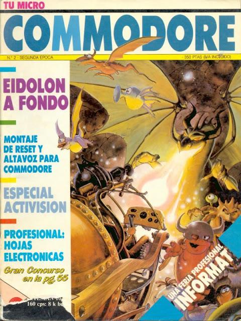 Tu Micro Commodore E2 #02 (E2 02)