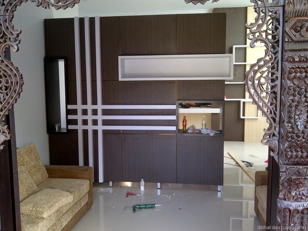 Design Interior palembang Partisi InteriorPartisi Dua