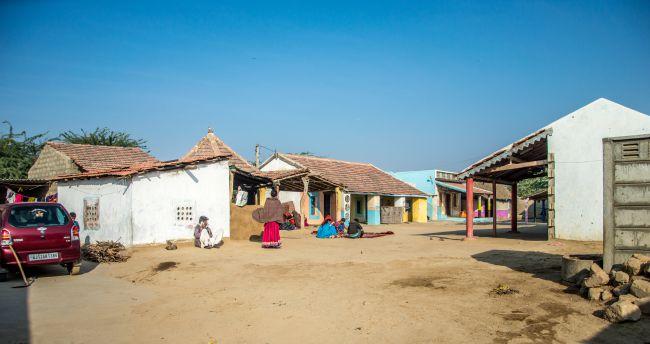 The Hodka Village - Rann of Kutch