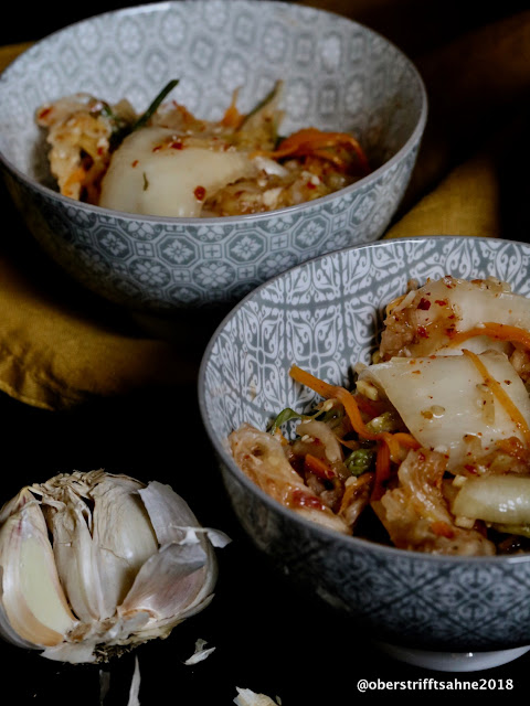Kimchi selbst gemacht