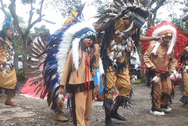Pariwisata Blitar Tampilkan Budaya Indian