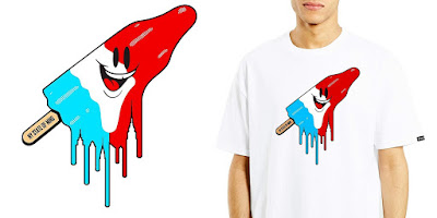 Rocket Pop T-Shirt by Sket One x MOSH 0110 x NY State of Mind