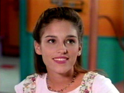 Mighty Morphin Power Rangers Blog: Kimberly Hart Pictures