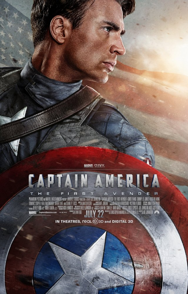 Captain America : The First Avenger (2011)