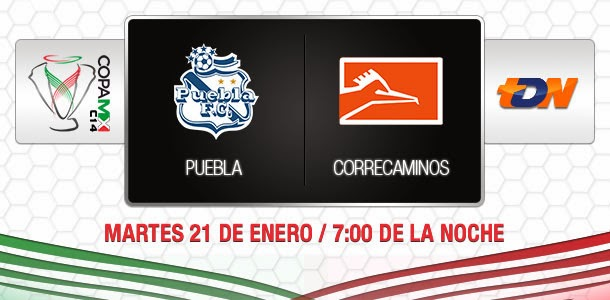 Puebla vs Correcaminos en Vivo