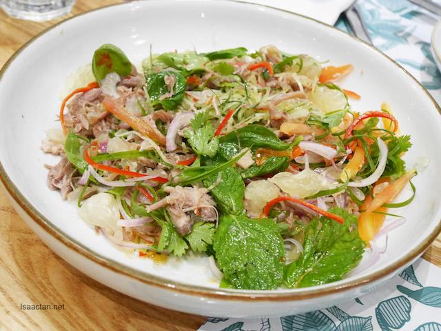 Sawa-duck-ka-salad - RM28