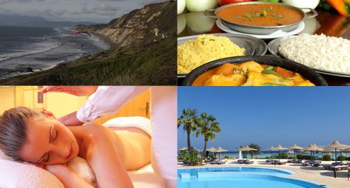 tempat wisata kuliner restoran pijat spa salon hotel oleh oleh