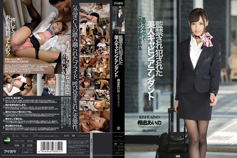 Imprisonment Is Fucked The Beauty Cabin Attendant Aino Kishi [IPZ-522 Aino Kishi]