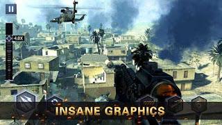 sniper 3d strike assassin ops gun shooter game mod apk