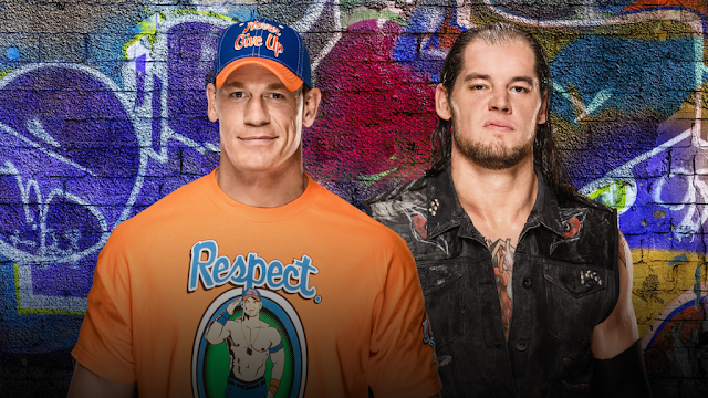 John Cena Vs Baron Corbin SummerSlam Live