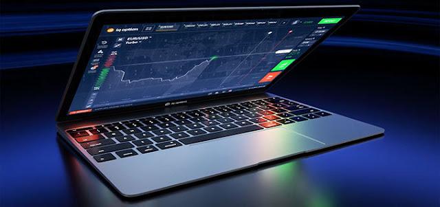 Trading Binary IQ option hanya perlu perangkat yang sederhana dan bisa digunakan dengan mudah